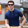 New Men's POLO Shirt 2017 Summer Fashion Leisure Male Business Brand Short-sleeved Polo Shirt Men's Clothing