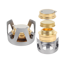 Hot pot alcohol stove furnace Hot pot cooking stove for liquid small love road off with the range rover camping stove