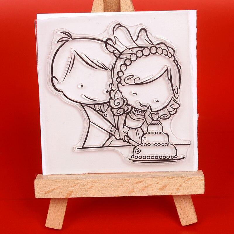 كعكة الزفاف المعادن قطع يموت و - الفنون والحرف والخياطة