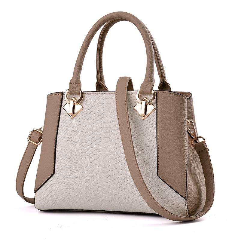 Nevenka Women Handbag PU Leather Bag Zipper Crossbody Bags Lady Bag High Quality Original Design Handbags Top-Handle Bags Tote08