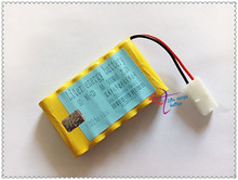 Liter energy battery 7.2v 900mah aa battery nicd batteries pack ni cd rechargeable for RC boat model car electric toys tank