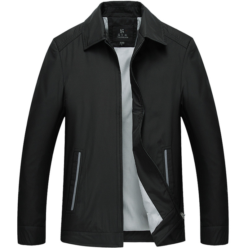 Cheap spring autumn jacket men