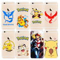 Pocket Monsters Phone Cases for iPhone 7 7plus 6 6S Plus 5 5s SE Case Pokemons Go Team Valor Mystic Instinct Silicone Coque Fone