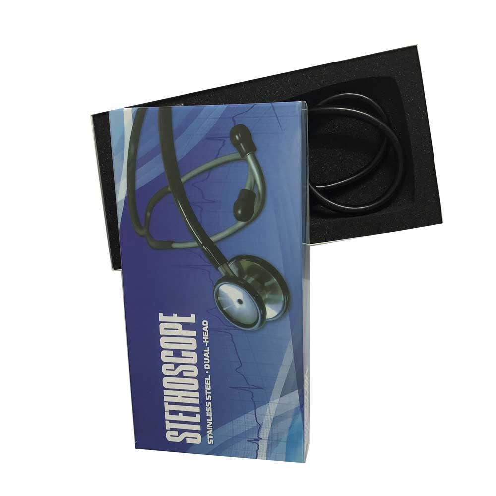 New Kindcare Littmann Shape Dual Head Cardiology Estetoscopio Cute Medical Stethoscope