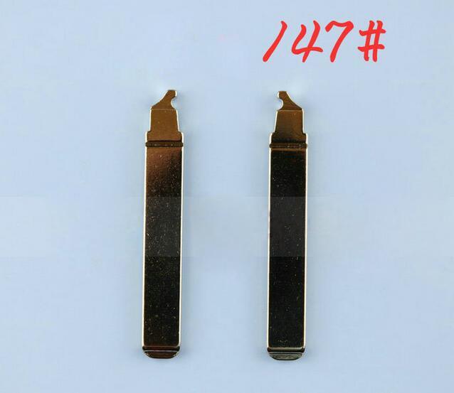 147 # Original Ersatz Flip Remote Key Klinge Auto schlüsselrohling Für Peugeot Schlagen Fernschlüssel