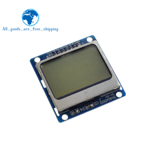 TZT Smart Electronics LCD Module Display Monitor Blue