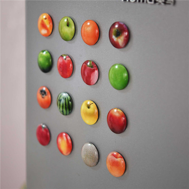 Colorful Cute Fruit Magnetic Sticker