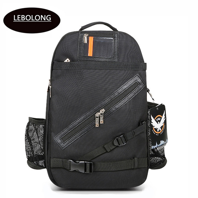b9a55e5afa87 New Arrivals Tom Clancy s The Division Backpacks Cosplay shoulder crossbody bags  School Bags Mochilas Laptop Backpack Sac