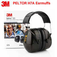 3M H7A 101 Earmuffs profession Anti noise Protective earmuffs power NRR: 26dB SNR: 31dB noise Ear protector
