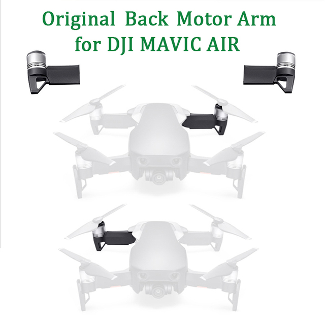 Original Mavic Air Motor Arm with motor Spare parts for DJI Mavic Air Arm Motor Repair Accessories Replacement