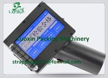 LX-ПАК Низкая Цена По Прейскуранту Завода Высочайшее Качество LXP Руку Струйный Принтер Кодирования Решений для Напитков Провода кабеля и профилей