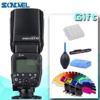 Shanny SN600EX RF Speedlite Build In 2 4G Wireless Radio Master And Slave Flash GN60 On