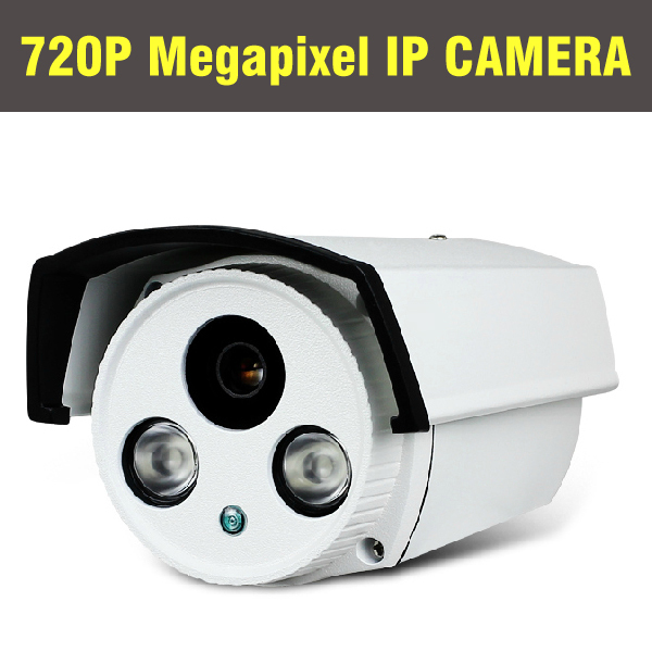 Best Price IP Camera Outdoor 720p 1.0MP IR NightVision Camera Outdoor Waterproof CCTV Camera IP HD Onvif  Security Camera best price 5pin cable for outdoor printer