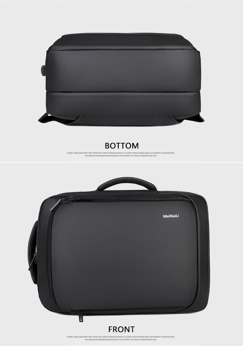 HTB1ERvsNZfpK1RjSZFOq6y6nFXaj - 2019 Mens USB Charging Backpack 14 - 15.6 inch Laptop Bags
