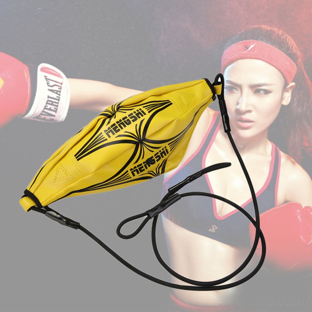 ФОТО HW2016 NEW arrival  New Hanging Punching Boxing Sparring Speed Inflatable Ball Training Equipment