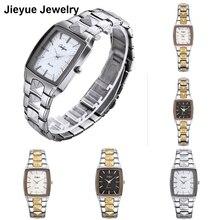 High Quality Lovers Quartz Watches Men / Women Wristwatches Gold Analog Date Waterproof Male Clock relogio masculino