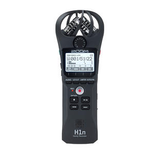 H1N Ultra-Portable Digital camera Audio Recorder Handy Recorder Professional portable