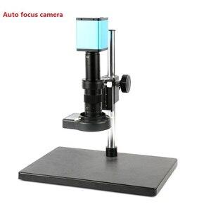 180X 300X C-Mount zoom Lens boom table self focus 1080P 60FPS SONY SENSOR IMX290 HDMI USB Автофокус микроскоп камера