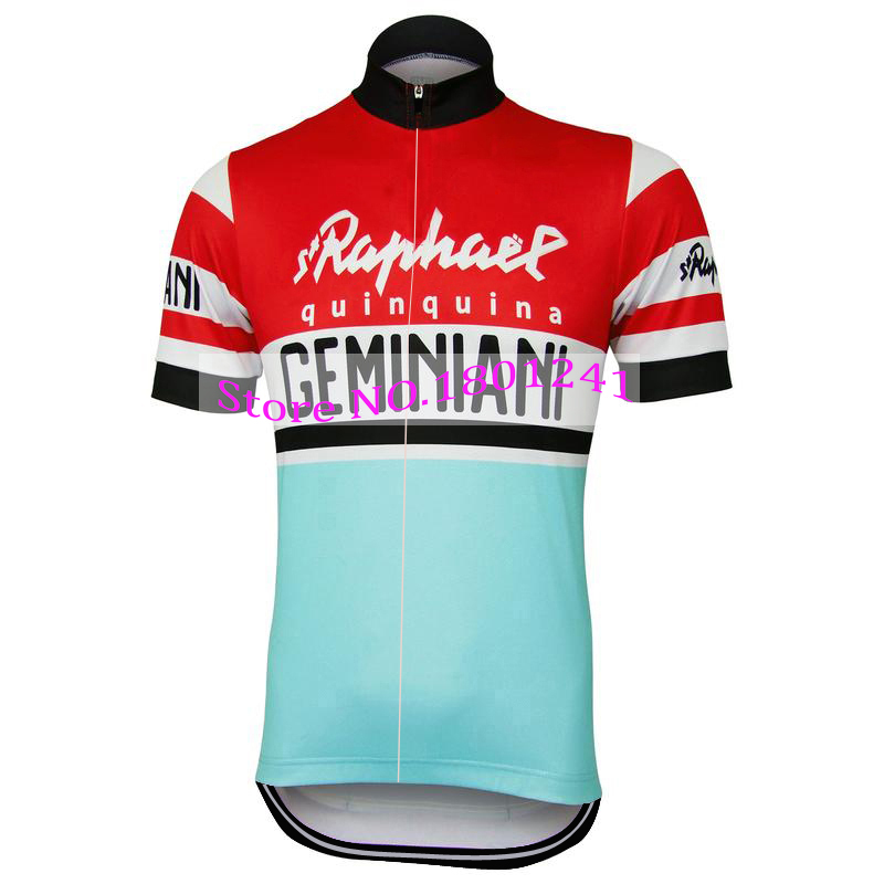 Can be Customized 2018 cycling jersey clothing old style pro team bike wear  riding racing Quick Dry Mountain road nowgonow fans-in Cycling Jerseys from  ... 02353eac5