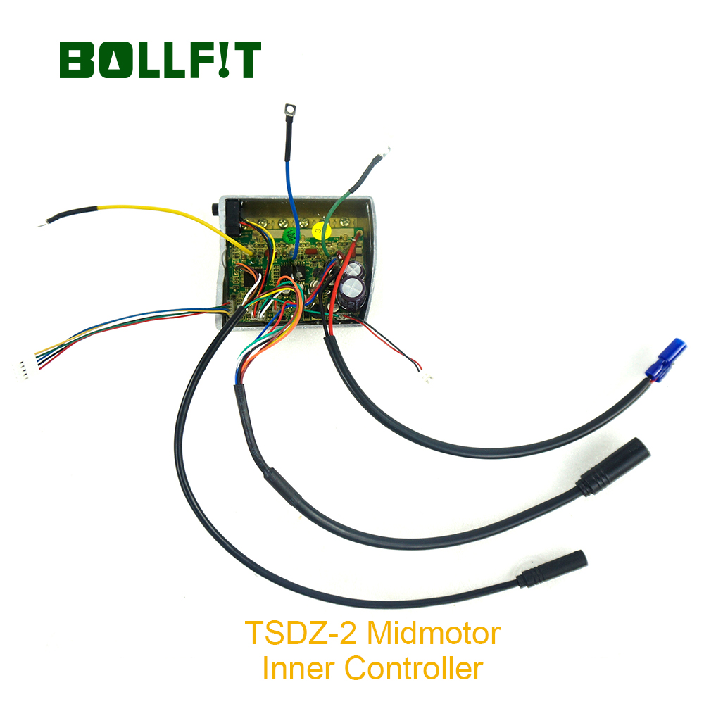BOLLFIT TSDZ-2 Tongsheng Midmotor Inner Controller 250W 350W 500W Replacements Electric Bicycle Parts For Tsdz-2 Mid Motor Kit