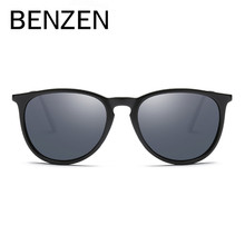 BENZEN Polarized Sunglasses Women Brand Designer UV 400 Female Sun Glasses Retro Ladies Driving Glasses Shades With Case 6530