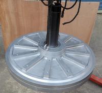5000 Вт/5KW 100 150 об./мин. 96 220 380VDC вертикальной ветряк постоянный магнит генератор coreless бытовой DIY генератор