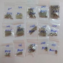 3D printer UM2+ full set of Screw bolts and nut from model 1200 to 11351 for Ultimaker2+ free shipping