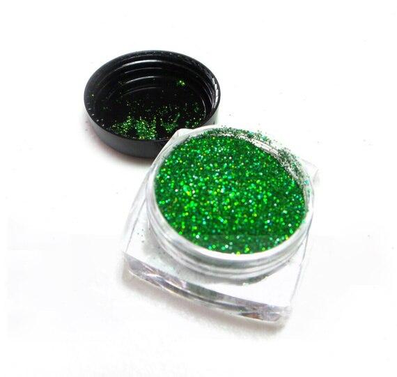5g/glas Hiddenite Holographic Glitter Ultra Feine 008 Rainbow Glitter Lose Glitter Harz Liefert Nagel Glitters Fortgeschrittene Technologie üBernehmen