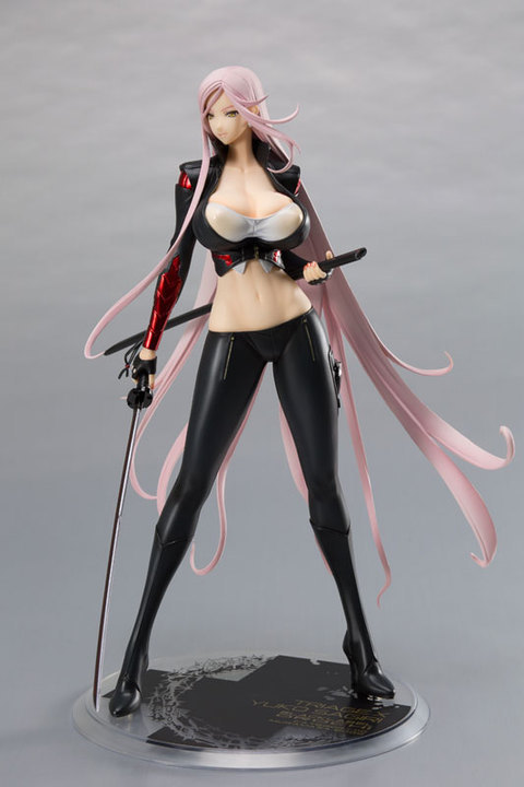 Orchid Seed Yuka Sagiri 27cm 1/7 Scale sexy Anime Action Figure PVC brinquedos Collection toys for christmas gift