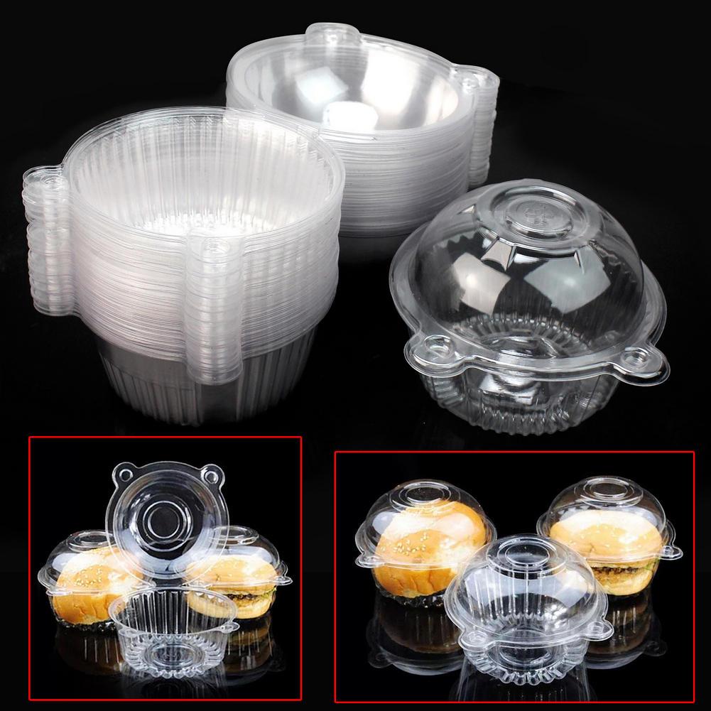 Aliexpress Com Buy 50pcs Set Disposable Transparent Food