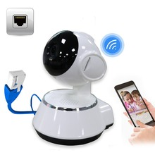 hot deal buy mini home monitor p2p wifi camera 720p hd wireless smart baby camera nigh vision remote surveillance home security camera