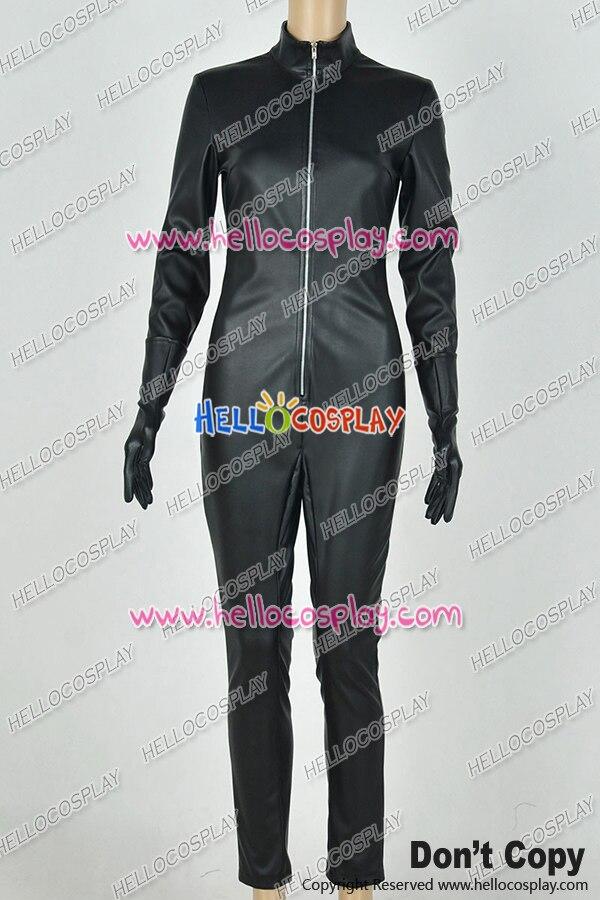 Durarara!! Cosplay Celty Sturluson Costume Setton Jumpsuit H008