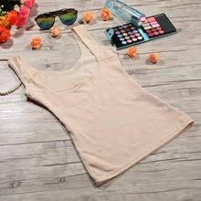 2017 Women Slimming Waist Trainer Vest Body Shaper Shapewear Underbust modeling strap Belt Slimming corset Tummy Shapewear Vest