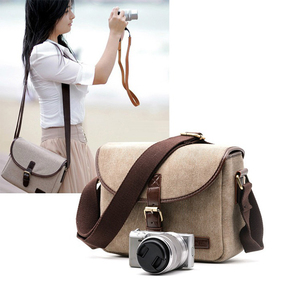 Image 5 - Foto Retro Cámara cubierta de la caja del bolso para Canon EOS 200D 77D 7D 80D 800D 1300D 6D 70D 760D 750D 700D 600D 100D 1200D 1100D SX540