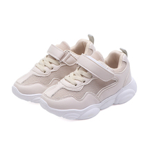 Tennis Shoes Kids School Girl White New Arrival 2019 Teen Boys Trainers Spring Summer Sneakers Outdoor Children