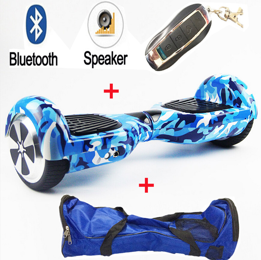 Samsung battery 6.5 Inch Two wheel Electric scooter Hoverboard Unicycle Skateboard Standing Drift Board self balance hover board