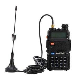 Image 5 - Mini antenna high gain SMA F UV dual segment 144/430 antenna for  Baofeng BF UV5R BF888S UV82 UV6R radios