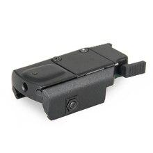 PPT Новое поступление Тактический красный лазерный прицел лазерная указка с переключателем для охоты страйкбол пистолет gs20-0035
