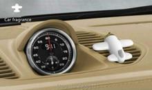 Colonia aroma fragancia del perfume ambientador de aire del coche para KIA cerato sportage sorento rio k2 k3 k5 Forte ceed Soul coche-estilo