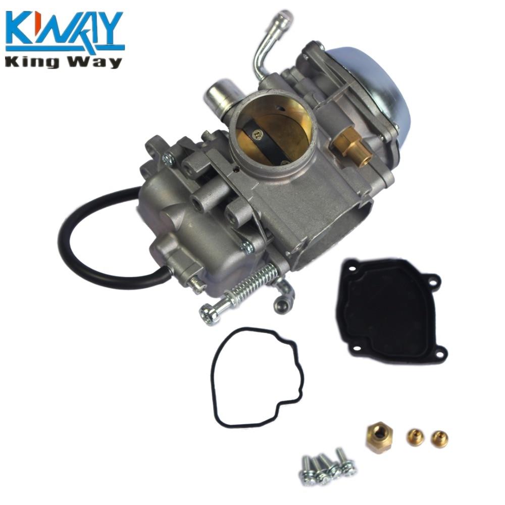 free shipping king way carburetor for polaris sportsman 700 4x4 atv quad carb 2002 2003 2004 2005 2006 [ 1000 x 1000 Pixel ]
