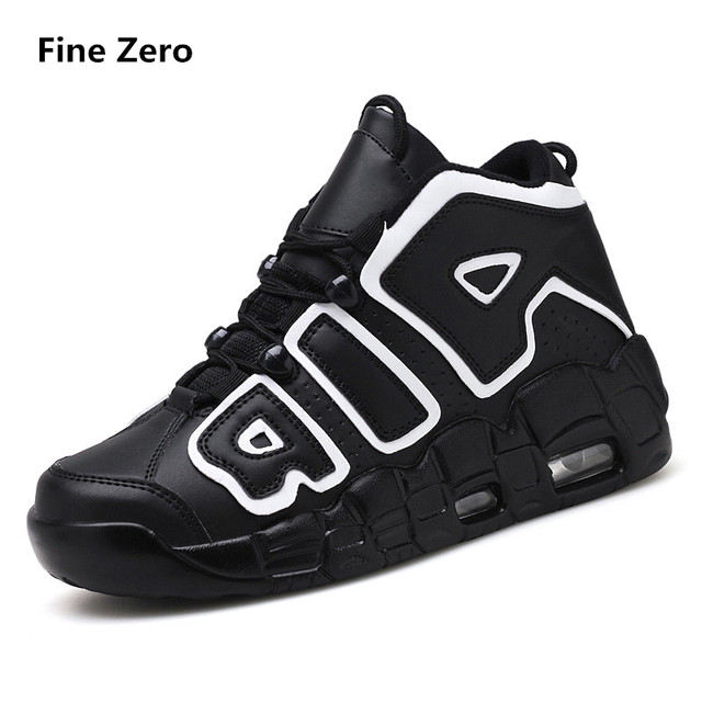 7554a4d2 Fine Zero 2018 los más nuevos zapatos de baloncesto de los hombres super  cool botines masculinos