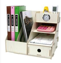 Wooden office receive file frame information