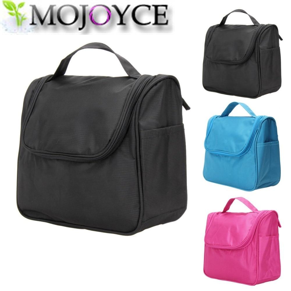 Waterproof Hanging Makeup Bag Nylon Travel Organizer Cosmetic Bag for Women Large Necessaries Make Up Case