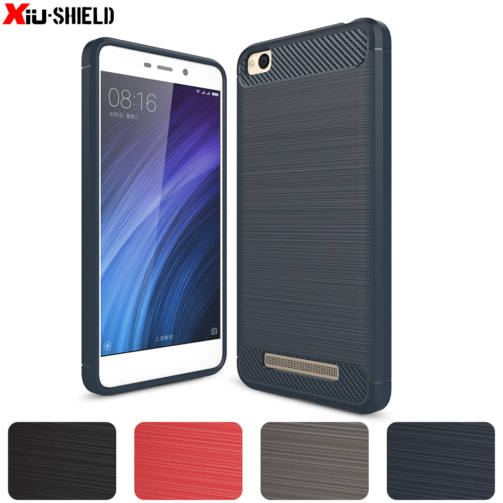 TPU Case for Xiaomi Redmi 4A 4 A Redmi4A Soft Silicone Case Mobile Phone Cover for Xiaomi Redmi <font><b>A4</b></font> Red <font><b>mi</b></font> 4A Redmi4 A Cases capa image