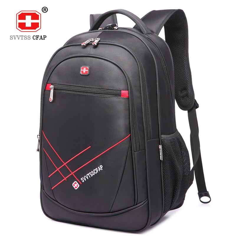 цена на Large Capacity Men Notebook Computer Backpack Women Bagpack Fashion Male Back pack Laptop 15.6 Nylon Waterproof Back Pack Female