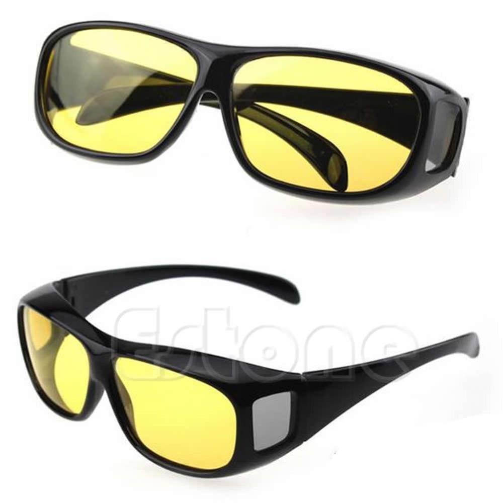Visão HD Noite Unisex Over Wrap Around Óculos de Condução Óculos de Lente  Amarela em Óculos de sol de Acessórios de vestuário no AliExpress.com    Alibaba ... ce20369323