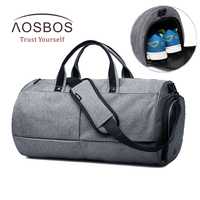 Aosbos New 22L Sport Bag Training Gym Bag Fitness Bags For Men Woman Durable Multifunction Handbag