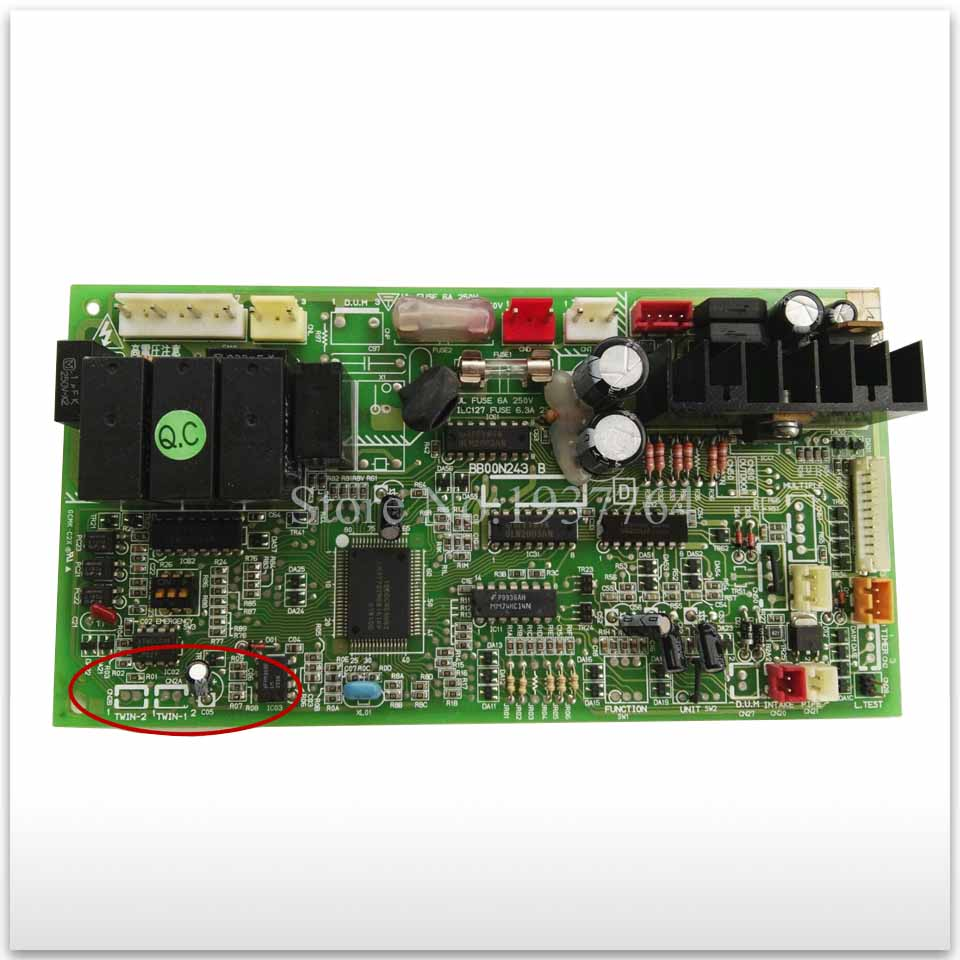95% new for panasonic Air conditioning computer board circuit board BB00N243B BB00N243 B good working95% new for panasonic Air conditioning computer board circuit board BB00N243B BB00N243 B good working