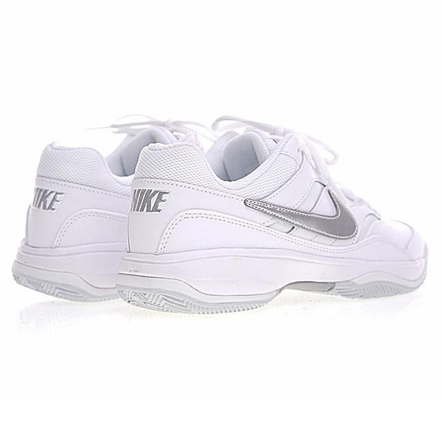 99f6c0e42 Nike TRIBUNAL LITE Leve Respirável Sapatos De Tênis das Mulheres ...