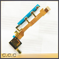 New for Sony Xperia Z L36h L36i LT36i C6603 C6602 power on/off volume side button microphone flex cable
